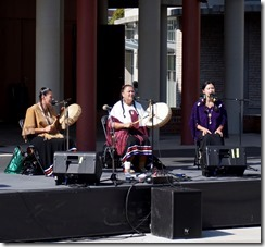 Native women singers Sept 2013